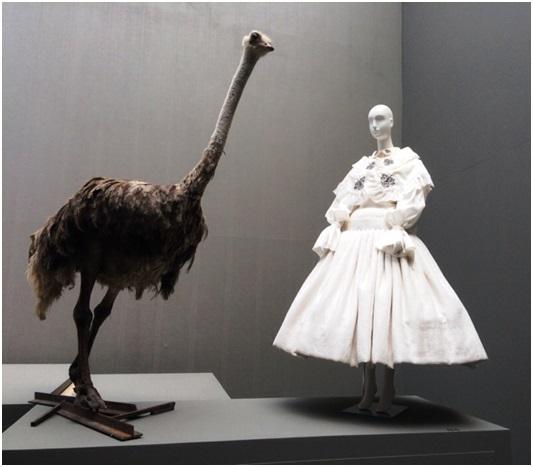 """Хасселт. Выставка """"Haute-A-Porter"""" в музее моды."""