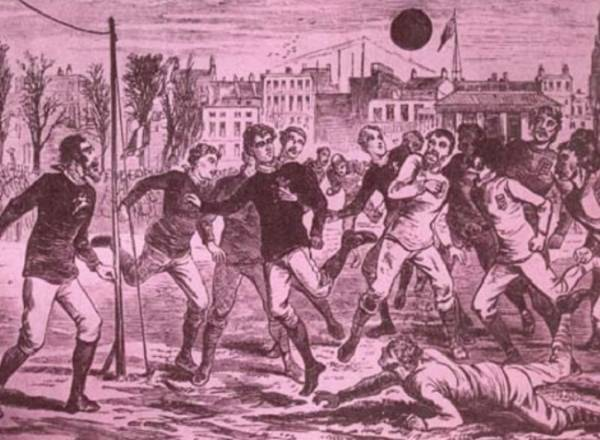 the history rules and development of football