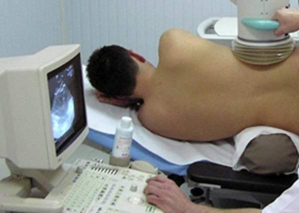 Как делать массаж шейного позвоночника видео