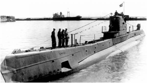 подводная лодка литвинова