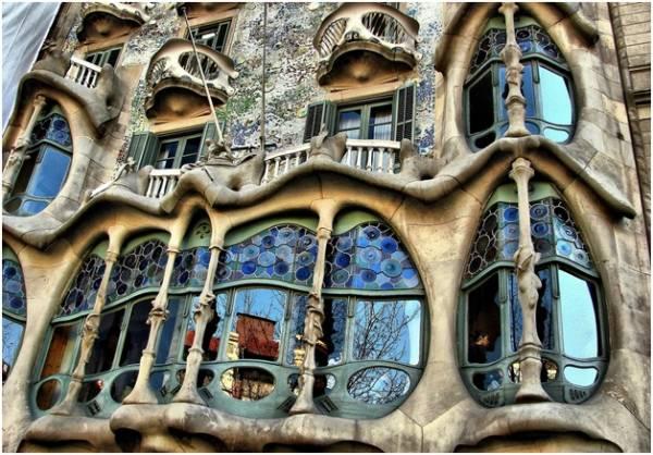 Art nouveau arquitectura