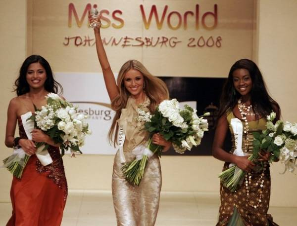 Мисс Мира, Miss World 2