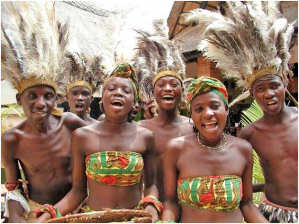 Жители Африки оказались самыми удовлетворенными в сексуальном плане