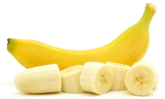 Банановый секс и минет с членом со взбитыми сливками