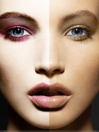 Макияж. Значение макияжа в жизни женщины. Фото
